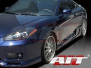 GT-Spec Style Side Skirts For 2007-2008 Hyundai Tiburon
