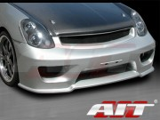 Wondrous Series Front Bumper Cover For 2002-2004 Infiniti G35 Sedan
