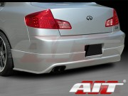Wondrous Series rear add-on For 2003-2007 Infiniti G35 Sedan