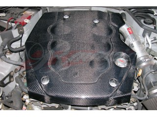 Carbon Fiber Engine cover For 2003-2007 Infiniti G35 Coupe