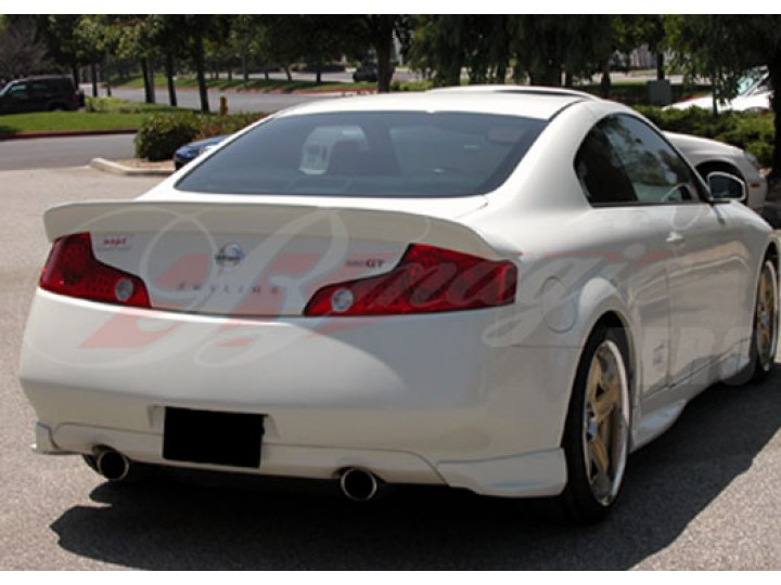 Style Rear Spoiler For 20032006 Infiniti G35 Coupe