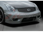 Wondrous Series Front Bumper Cover For 2003-2007 Infiniti G35 Coupe