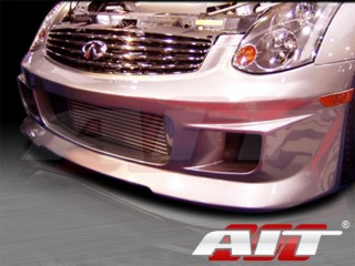 G-Racer Style Front Bumper Cover For 2003-2007 Infiniti G35 Coupe