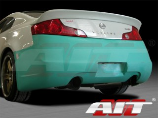 Spec-I Style Rear Bumper Cover For 2003-2007 Infiniti G35 Coupe