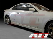 Spec-I Style Side Skirts For 2003-2007 Infiniti G35 Coupe
