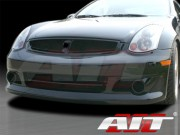 Spec-K Style Front Bumper Cover For 2003-2007 Infiniti G35 Coupe