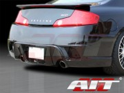 Spec-K Style Rear Bumper Cover For 2003-2007 Infiniti G35 Coupe