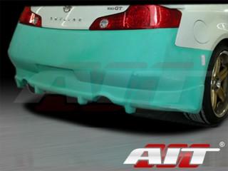 VS Style Rear Bumper Cover For 2003-2007 Infiniti G35 Coupe