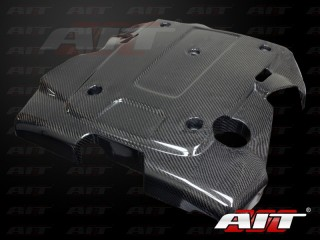 Carbon Fiber engine cover For 2008-2012 Infiniti G37 Coupe