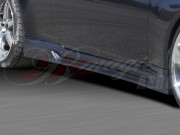 GTR Style Side Skirts For 2008-2012 Infiniti G37 Coupe