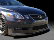 Swish Series Carbon Fiber front air dam For Lexus GS 2006-2007