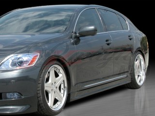 Swish Series Side Skirts For Lexus GS 2006-2012