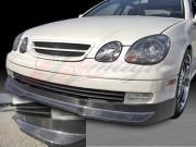 GR Style Carbon Fiber Front Underbody Spoiler For Lexus GS 1998-2005