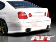 REV Style Rear Bumper Cover For Lexus GS 1998-2005