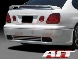 VIP Style Rear Bumper Cover For Lexus GS 1998-2005