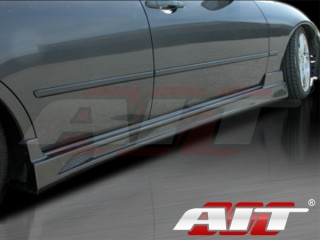 CW Style Side Skirts For Lexus IS300 2000-2005