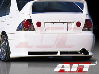 Falcon Style Rear Bumper Cover For Lexus IS300 2000-2005