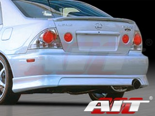 TRD Style Rear Bumper Cover For Lexus IS300 2000-2005