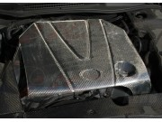 Carbon Fiber Engine Dust Cover For Lexus IS350 2006-2013