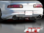 Deluxe Style Rear Bumper Cover For Lexus SC 1991-2000