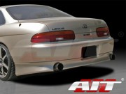 Velocity Style rear skirt For Lexus SC 1991-2000