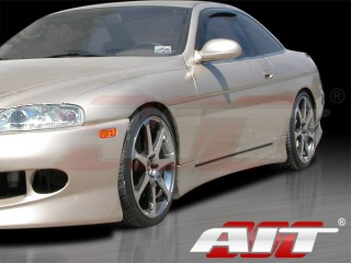 Velocity Style Side Skirts For Lexus SC 1991-2000