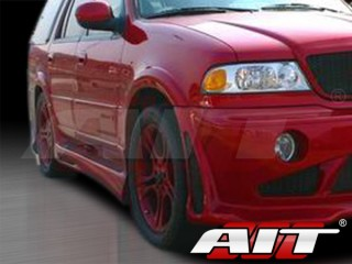 EXE Style Side Skirts For Lincoln Navigator 1998-2002