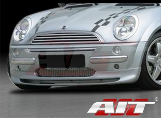 H-Tech Style front lip For MINI Cooper 2002-2004