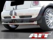 H-Tech Style rear lip For MINI Cooper S 2002-2004