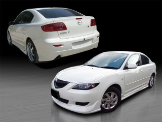 KS Style Complete Kit For Mazda 3 2004-2009 Sedan
