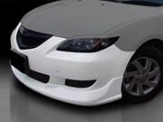 KS Style Front Bumper Cover For Mazda 3 2004-2009 Sedan