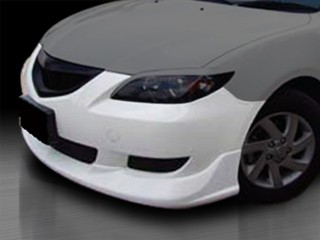 KS Style Front Bumper Cover For Mazda 3 2004-2009 Sedan