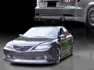 KS Style Complete Kit For Mazda 6 2003-2008