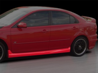 MAX Style Side Skirts For Mazda 6 2003-2008