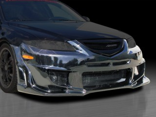 Vascious Series Front Bumper Cover For Mazda 6 2003-2008