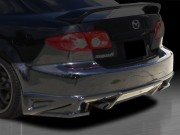Vascious Series Rear Bumper Cover For Mazda 6 2003-2008