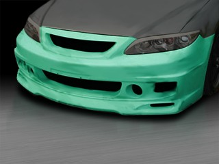 VIP Style Front Bumper Cover For Mazda 6 2003-2008