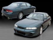 VS Style Complete Kit For Mazda 626 1993-1997
