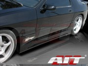 D1 Series Side Skirts For Mazda RX-7 1986-1991