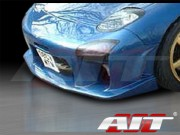 MS Style Front Bumper Cover For Mazda RX-7 1993-1997