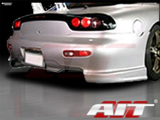 CW Style Rear Bumper Cover For Mazda RX-7 1993-1997