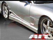 CW Style Side Skirts For Mazda RX-7 1993-1997