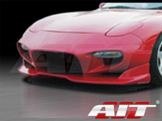 VS Style Front Bumper Cover For Mazda RX-7 1993-1997