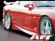 VS Style Side Skirts For Mazda RX-7 1993-1997