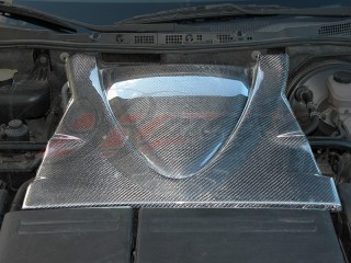 Carbon Fiber engine cover For Mazda RX-8 2003-2012