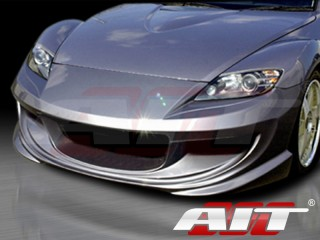 ABF Style Front Bumper Cover For Mazda RX-8 2003-2008