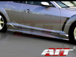 ABF Style Side Skirts For Mazda RX-8 2003-2008