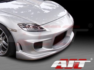 I-Spec Style Front Bumper Cover For Mazda RX-8 2003-2008