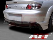 I-Spec Style Rear Bumper Cover For Mazda RX-8 2003-2008