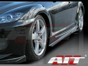 Mint Style Side Skirts For Mazda RX-8 2003-2008